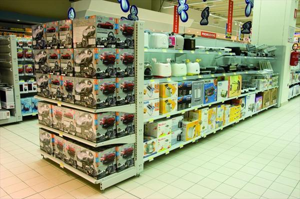 Arredamento negozi elettrodomestici perugia e terni for Negozi arredamento perugia