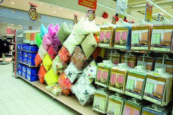 Arredamento negozi articoli casa e casalinghi perugia e for Articoli casa